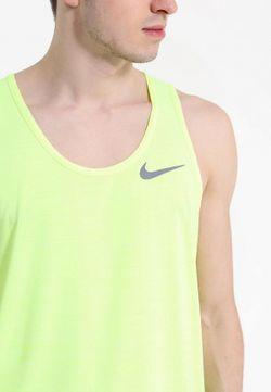 Майка Спортивная Nike                                                                                                              желтый цвет