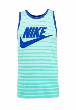 Майка Nike                                                                                                              зелёный цвет