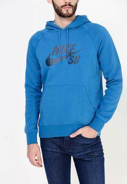Худи Nike                                                                                                              голубой цвет
