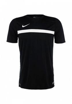 Футболка Спортивная Nike                                                                                                              черный цвет