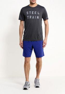 Шорты Спортивные Nike                                                                                                              синий цвет