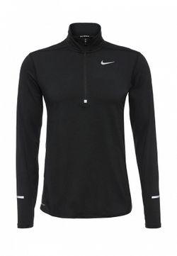 Лонгслив Спортивный Nike                                                                                                              чёрный цвет