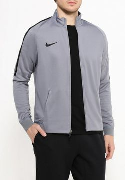 Олимпийка Nike                                                                                                              серый цвет