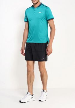 Поло Nike                                                                                                              зелёный цвет