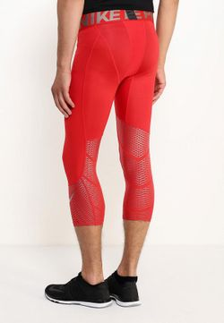 Тайтсы Nike                                                                                                              красный цвет