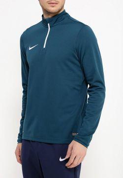 Лонгслив Спортивный Nike                                                                                                              зелёный цвет