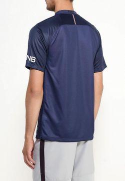 Футболка Спортивная Nike                                                                                                              синий цвет
