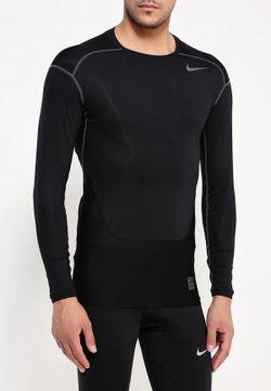 Лонгслив Компрессионный Nike                                                                                                              черный цвет