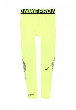 Тайтсы Nike                                                                                                              желтый цвет