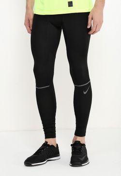 Тайтсы Nike                                                                                                              черный цвет