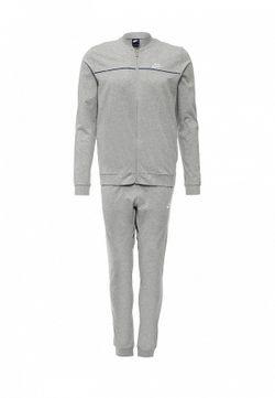 Костюм Спортивный Nike                                                                                                              серый цвет