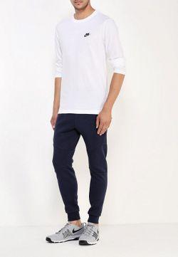Лонгслив Nike                                                                                                              белый цвет