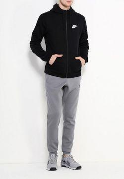 Толстовка Nike                                                                                                              черный цвет