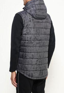 Куртка Утепленная Nike                                                                                                              серый цвет