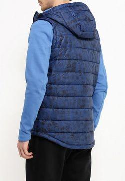 Куртка Утепленная Nike                                                                                                              синий цвет