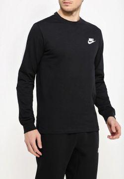 Лонгслив Nike                                                                                                              черный цвет