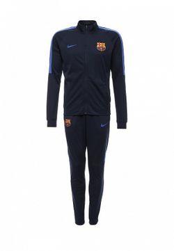 Костюм Спортивный Nike                                                                                                              синий цвет