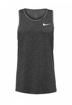 Майка Nike                                                                                                              серый цвет