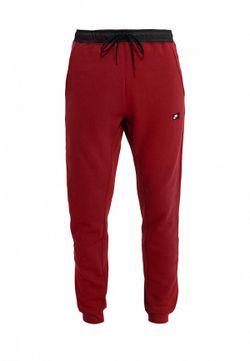 Брюки Спортивные Nike                                                                                                              красный цвет