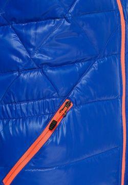 Пуховик Nike                                                                                                              синий цвет
