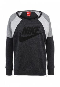 Свитшот Nike                                                                                                              серый цвет
