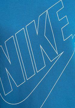 Свитшот Nike                                                                                                              синий цвет