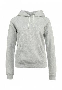 Худи Nike                                                                                                              серый цвет