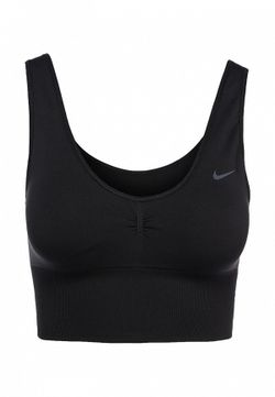 Топ Спортивный Nike                                                                                                              черный цвет