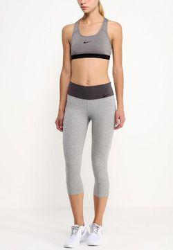 Капри Спортивные Nike                                                                                                              серый цвет