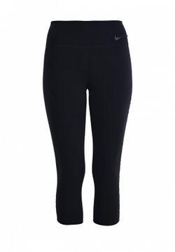 Капри Nike                                                                                                              чёрный цвет