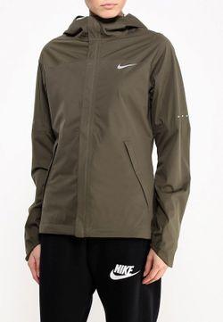 Ветровка Nike                                                                                                              хаки цвет