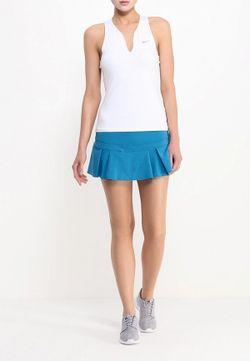 Юбка-Шорты Nike                                                                                                              голубой цвет