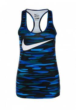 Майка Спортивная Nike                                                                                                              синий цвет