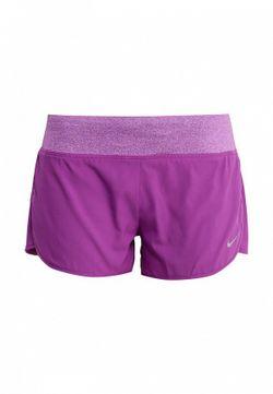 Шорты Спортивные Nike                                                                                                              фиолетовый цвет