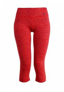Капри Nike                                                                                                              красный цвет