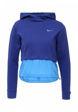 Худи Nike                                                                                                              синий цвет