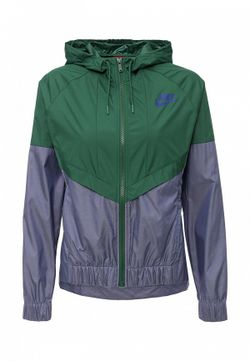 Ветровка Nike                                                                                                              многоцветный цвет