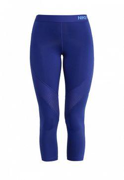 Капри Nike                                                                                                              синий цвет