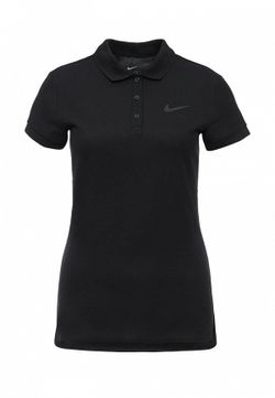 Поло Nike                                                                                                              черный цвет