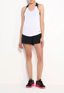 Майка Спортивная Nike                                                                                                              белый цвет