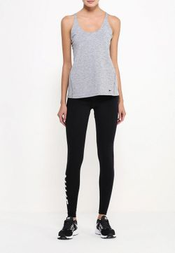 Леггинсы Nike                                                                                                              черный цвет