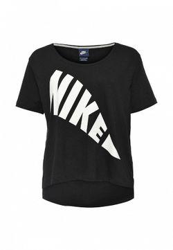 Футболка Nike                                                                                                              черный цвет
