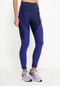 Тайтсы Nike                                                                                                              синий цвет