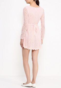 Платье Nly                                                                                                              розовый цвет