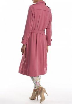 Плащ Nly                                                                                                              розовый цвет