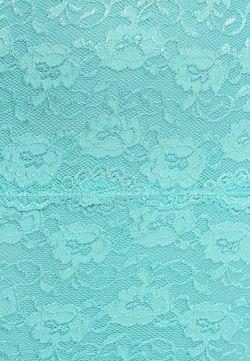Платье Nly                                                                                                              Бирюзовый цвет