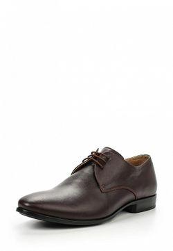 Туфли Nord                                                                                                              коричневый цвет