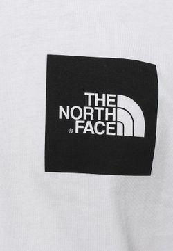 Футболка North Face                                                                                                              белый цвет