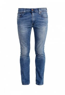 Джинсы Nudie Jeans Nudie Jeans Co                                                                                                              синий цвет