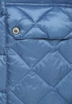 Жилет Утепленный Odri                                                                                                              голубой цвет